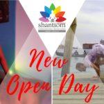 New open day massaggi