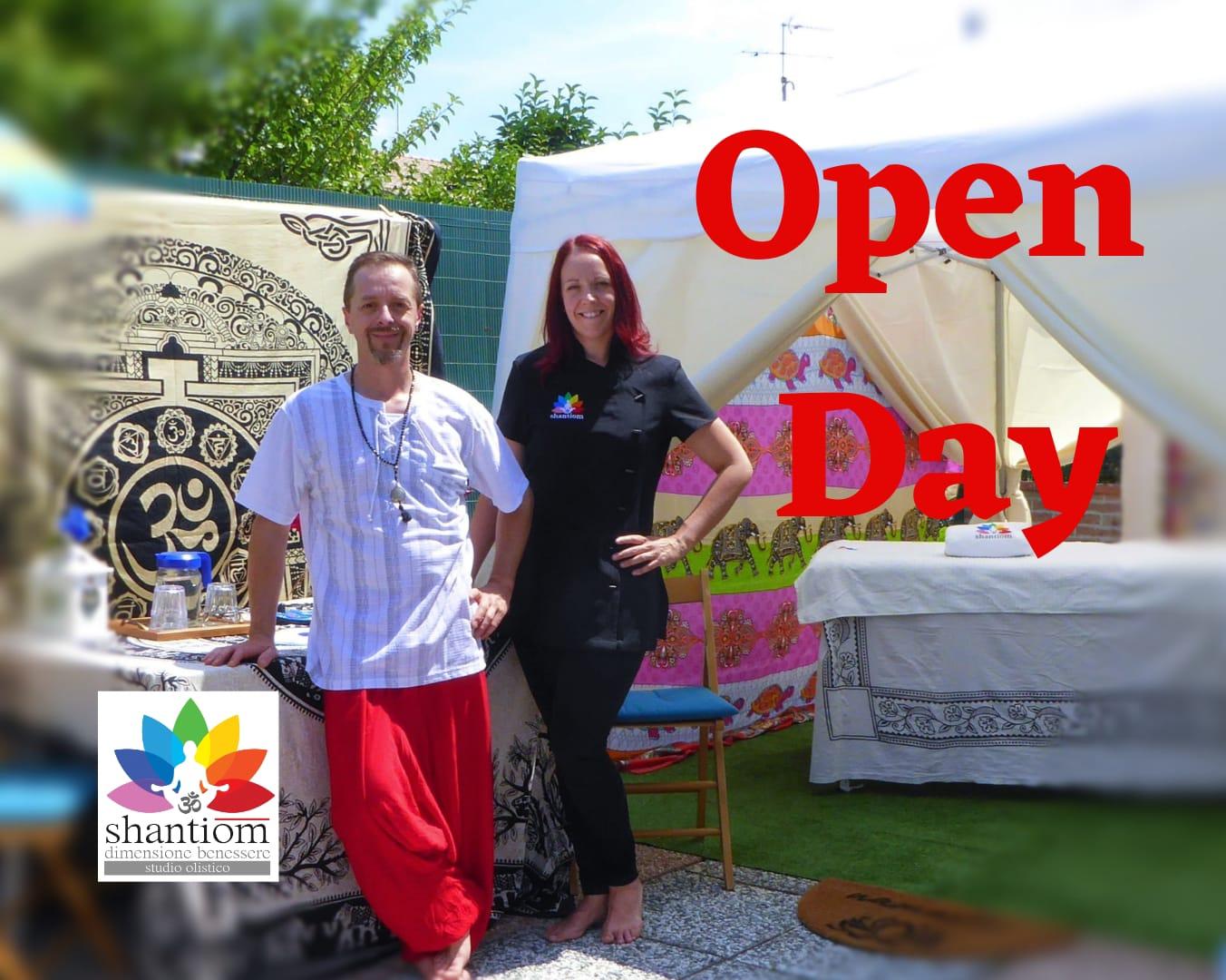 Open Day Shanti Om Spresiano - Massaggi e trattamenti
